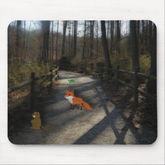 Nature Walk Mousepad