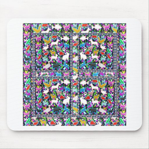 Nature Wild Animals Birds Fish Insects NVN709 GIFT Mousepads