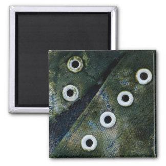 nature worn square magnet
