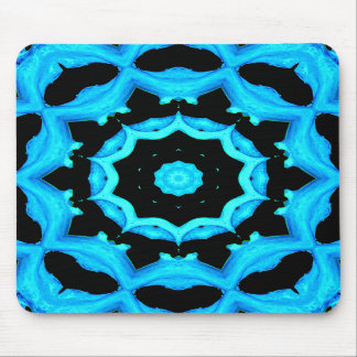 NATURES ART OCEAN BLUE MOUSE PADS