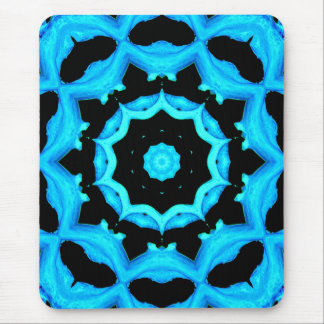 NATURES ART OCEAN BLUE MOUSE PAD