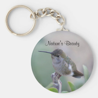 Nature's Beauty Key Ring