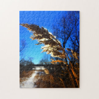 Natures Best - Winter Wheat Jigsaw Puzzle