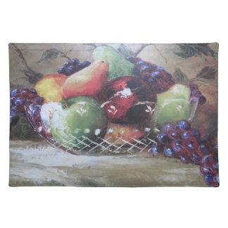 Nature's Bounty Placemat