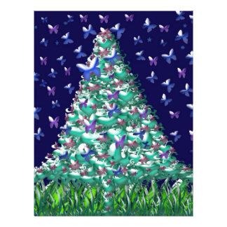 Natures Christmas Tree 21.5 Cm X 28 Cm Flyer