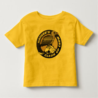 Nature's Clean Up Crew Toddler T-Shirt
