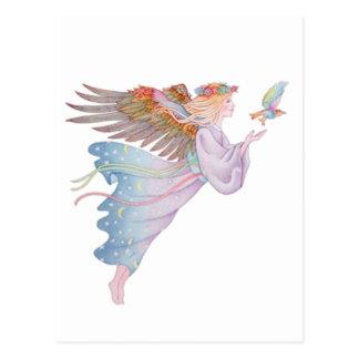 Natures Fairy Postcard