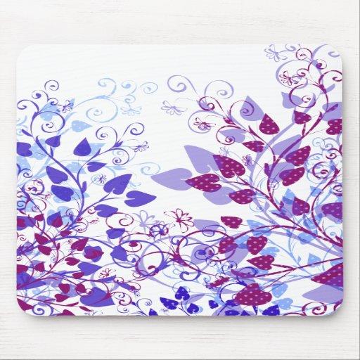 Natures Floral mousepad