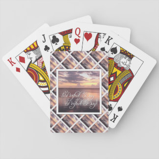 Nature's Folio DAILY INSPIRATIONS Gift Ideas . . . Poker Deck