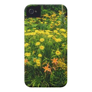 Natures Garden iPhone 4 Case