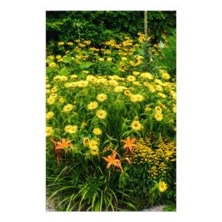 Natures Garden Stationery