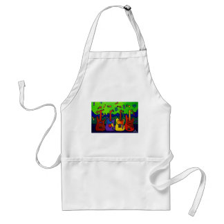 Natures Guitars by Piliero Standard Apron