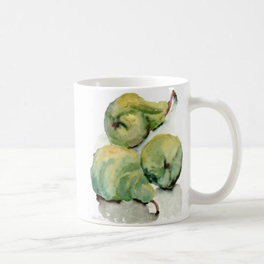 Nature's Kitchen: Pears Coffee Mug