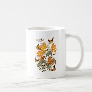 Natures Orange Coffee Mug