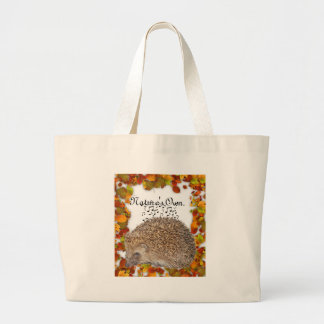 Natures Own. Large Tote Bag