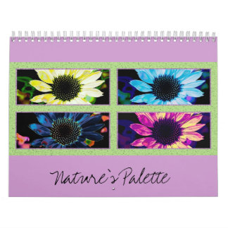 Nature's Palette Wall Calendars