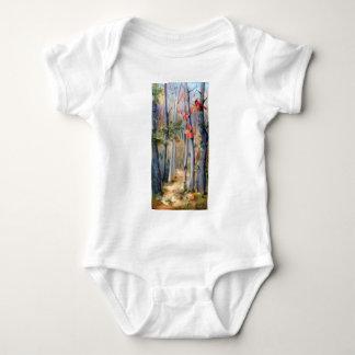 Natures Path Cardinal Infant Baby Bodysuit