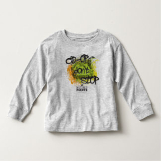 Nature's Pointe Kid's Graffiti Long Sleeve T-Shirt