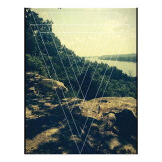 Natures Serenity 21.5 Cm X 28 Cm Flyer