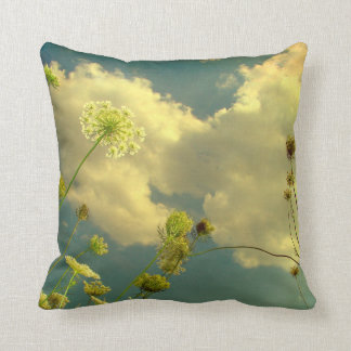 Nature's Sky Throw Pillow