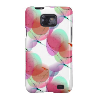 Nature's Spiral Design Galaxy SII Cover