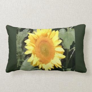 Nature's Sunflower Lumbar Cushion