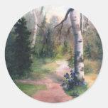 Natures Trail Sticker