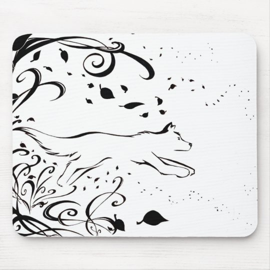 Nature's WInd Mouse Mat