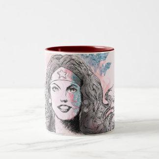 Naturess Design1 Two-Tone Mug