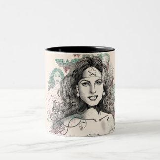 Naturess Design 2 Two-Tone Coffee Mug