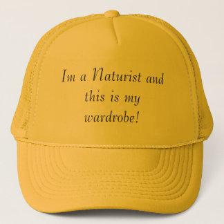 Naturist Cap & Naturist Hat