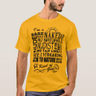 Naturist/Nudist Guys T-Shirt