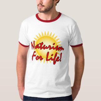 Naturist / Nudist T-Shirt