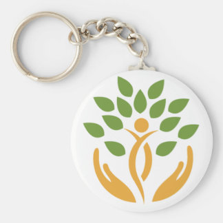 Naturopathic Medicine Week Key Chain