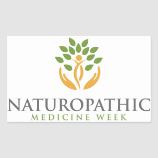 Naturopathic Medicine Week Sticker