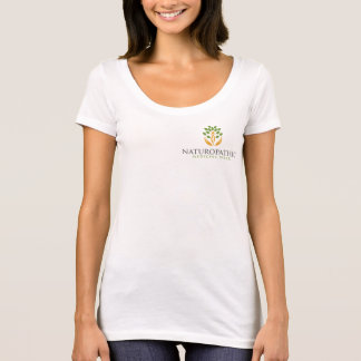 Naturopathic Medicine Week Women's Scoop Neck Tee
