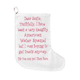 Naughty American Water Spaniel