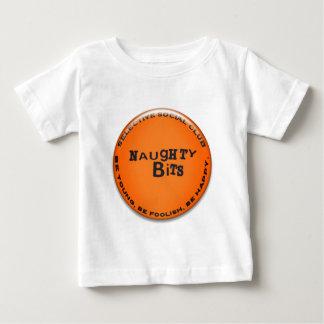 Naughty Bits Badge T Shirts