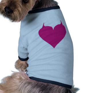 Naughty But Nice Dog Tshirt