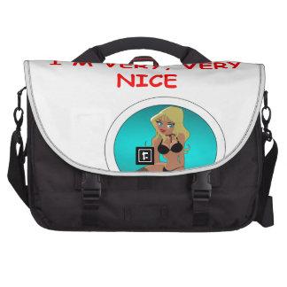 naughty but nice computer bag