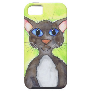 NAUGHTY CAT! iPhone 5 COVERS