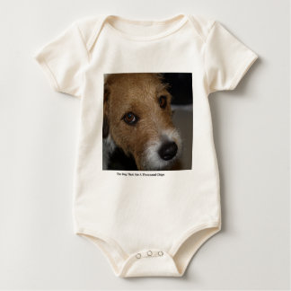 Naughty Dog Ate The Chips Bad Dog Ate The Cheese Baby Bodysuit