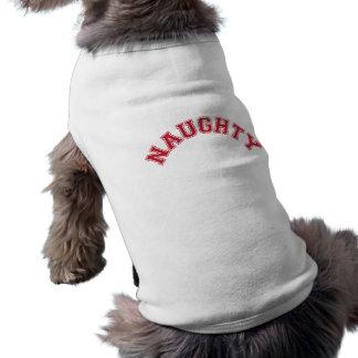 Naughty Pet Tshirt