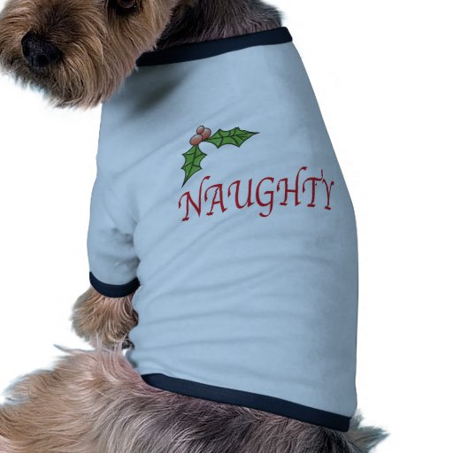 NAUGHTY DOG CLOTHES
