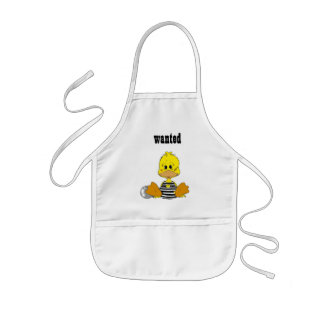 Naughty duck aprons