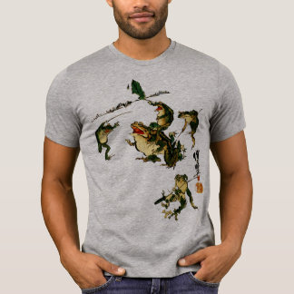 Naughty Frogs T-Shirt