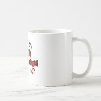 Naughty Gastroenterologist Basic White Mug