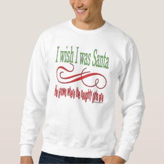 Naughty Girls Sweatshirt