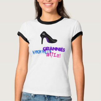 Naughty grannies in high hills rule! shirts