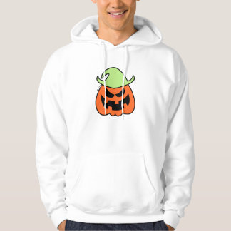 Naughty Halloween Scarecrow Pullover